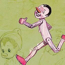 Pinocchio non sa leggere  I Sulutumana gli fanno festa