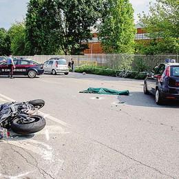 Morto in moto, Calolzio in lutto  Oggi pomeriggio l'addio a Fabio
