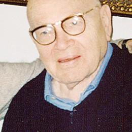 Lecco, traguardo 105 anni  Auguri a Sandro Galeazzi