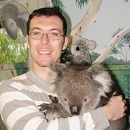 Stefano, bulciaghese  che vive in Australia