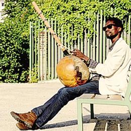 """Monticello, a """"Suoni Mobili""""  il blues africano di Pedro Kouyatè"""