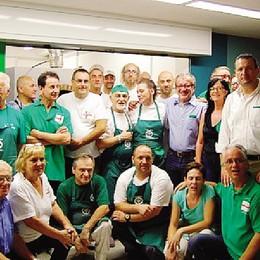 Maroni a Barzago: «I sindaci   devono ribellarsi»