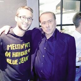 Missaglia, «Una  cena   indimenticabile»   Con Berlusconi come vicino di tavolo