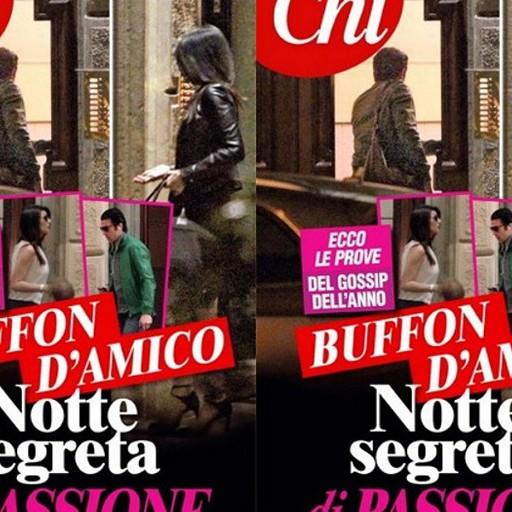 Ilaria D'Amico e l'amore Buffon: «Vita con pieghe che non t ...