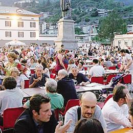 """""""Prendiamoci Gusto""""  Cena multietnica in piazza"""