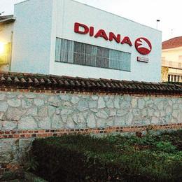 Ok al piano Diana  Negozi, sei costruzioni  e un parco pubblico