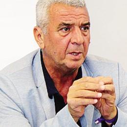 Calcio Lecco, parla  Beccalossi  «La serie D un   punto di partenza»