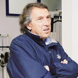 Calcio, il diesse Cappelletti   «Il Lecco  è al completo»