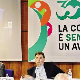 Il meeting a Rimini  Da Lecco in trecento