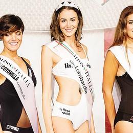 Elisa, da Viganò  alle prefinali  per Miss Italia