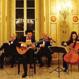 """Al debutto """"Tra lago e monti""""  Schubert a Cremeno"""