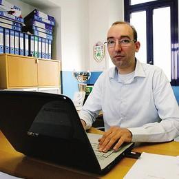 Calcio, Ivan Corti da segretario  ad amministratore del Lecco