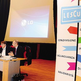 Il direttore del Sole 24 a Lecco   «Siamo al collasso, emergenza lavoro»