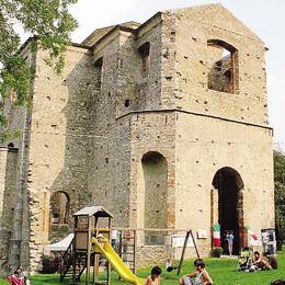 E' rinata la cripta  di San Michele