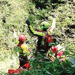 Due escursionisti bloccati sulla cresta Segantini