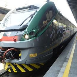 Debutta il nuovo Coradia    sulla Milano-Tirano