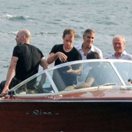 Clooney si sposa il 12  Sul Lario  conto alla rovescia