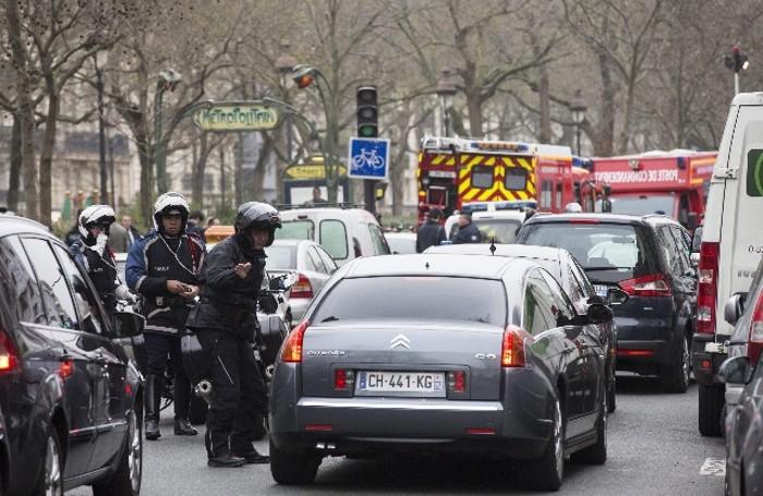 Charlie Hebdo: terroristi verso Parigi