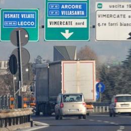 Incidente in Tangenziale est  Muore un giovane di Lomagna