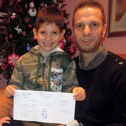 La letterina di Natale vola sul Danubio  E a Inverigo i doni arrivano dall'Austria