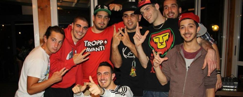 Hip hop al Libero Pensiero  Sensazioni forti a Cremella