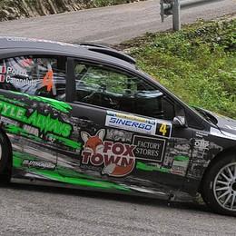 Rally Trofeo Aci Como Sale alta la tensione