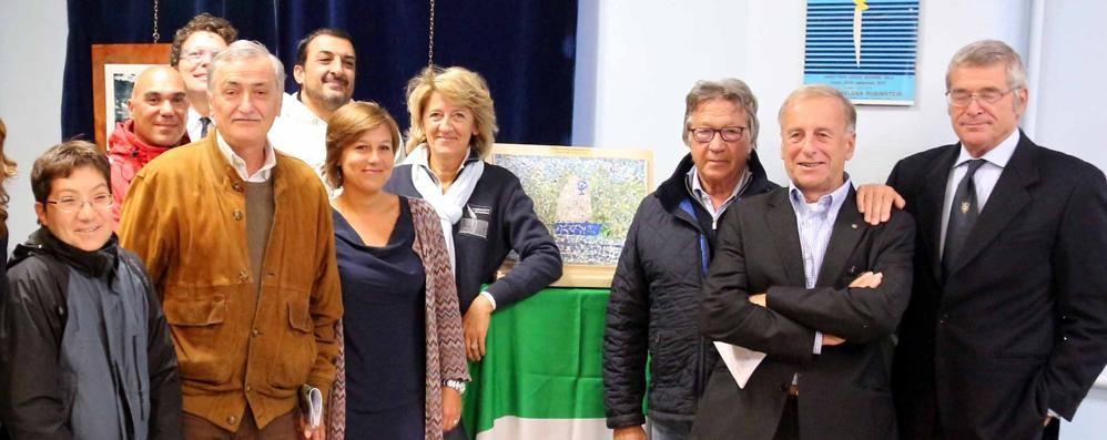 Interlaghina e Interlaghi show  Due regate doc, ospite Soldini