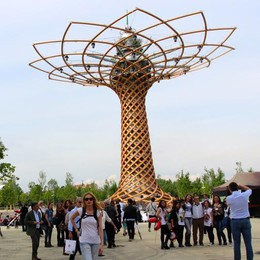 Expo, l'albero della vita   rimarrà a Rho