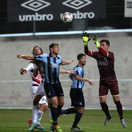 Lazzarini, il portierone bergamasco  «Grumello, altro derby: lo voglio vincere»