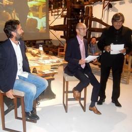 Festa del legno a Cantù  Pienone per Cracco e Cucinelli