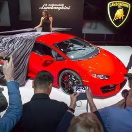 Al Motorshow di Los Angeles la supersportiva Lamborghini