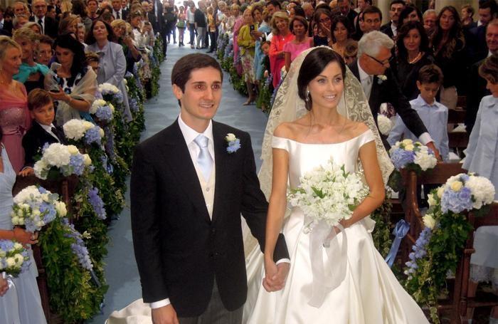 Alberto Fontana e Gemma Giussani FOTOSERVIZIO BARTESAGHI