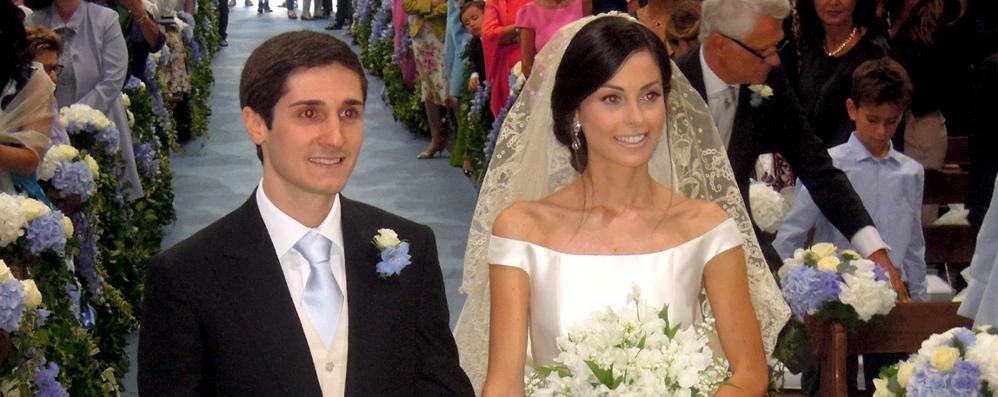 Cantù, il matrimonio dell'anno  A nozze l'erede di Villa d'Este