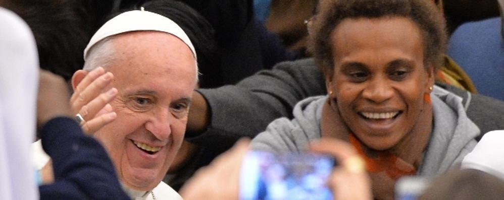 Papa in Africa, allarme degli 007 francesi