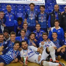 Coppa Italia di C1, Lecco brinda  Suo il trofeo a livello Regionale