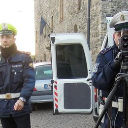 Grande Erba anche nei controlli  L'idea è un'unica polizia locale