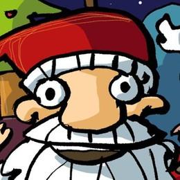 Natale nel mondo   e un regalo per Babbo Natale
