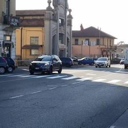 Strada più sicura per auto e pedoni  Tra un po' i cantieri del secondo lotto