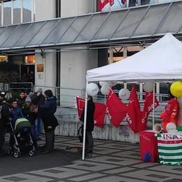 Lecco. Caf e patronati a rischio  «Penalizzati i cittadini più deboli»