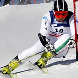 Il primo acuto è di Baruffaldi  Successo nello slalom svizzero