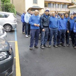 Ristrutturazione alla Carcano  Primo incontro con i sindacati