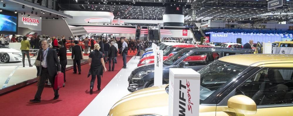 Ginevra, 130 nuovi modelli per un Salone anticrisi