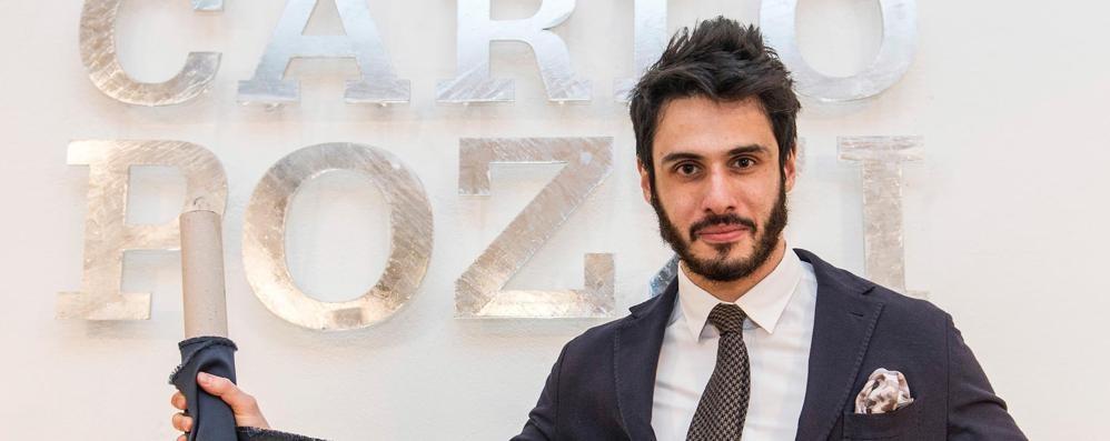 «Il mio abito da fiaba  Da Como al red carpet  nella notte degli Oscar»