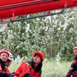 Incidente in montagna per imprudenza?  Si paga l'intervento del soccorso alpino
