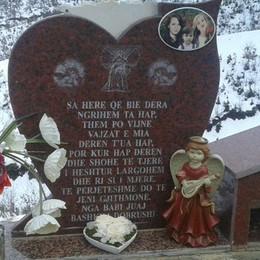 Papà Baskim e le sue bambine  «Dopo un anno,  lo stesso dolore»