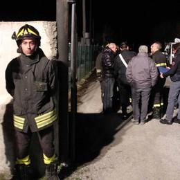 Esplosione in cava a Valmadrera  Questa volta nessun allarme