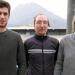 """Calcio Lecco, giovanili in moto  Posato il """"primo mattone"""""""