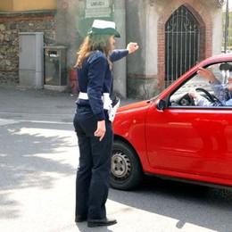 Più vigili per strada  E le multe aumentano