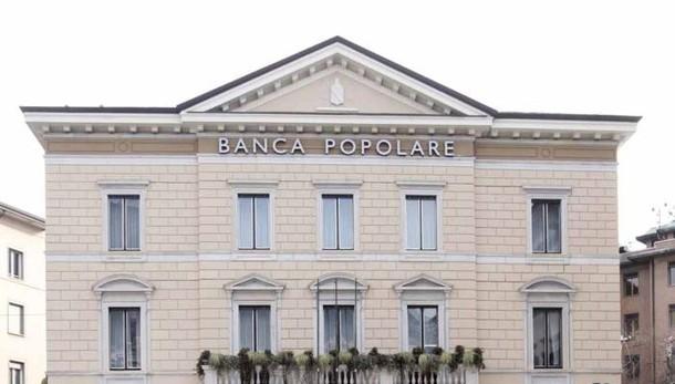 «Banca Popolare di Sondrio   modello collaudato, ora  a rischio»