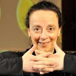"""Laura Curino al Sociale  """"A Lecco sono a casa"""""""